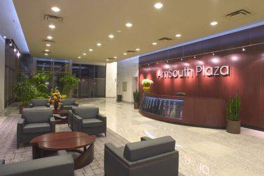 AmSouth Plaza Lobby