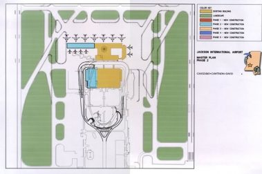 Jackson-Evers International Airport - Master Plan