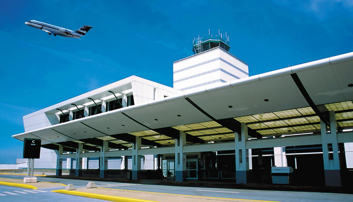 Jackson Evers International Airport