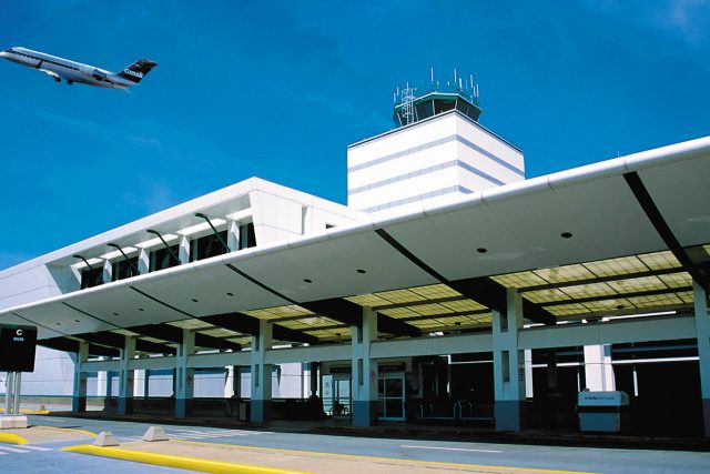 Jackson-Evers International Airport