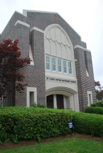 St Lukes United Methodist Church