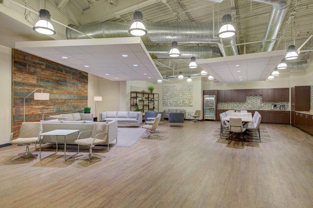 The Team Room – Pinelake Reservoir Campus
